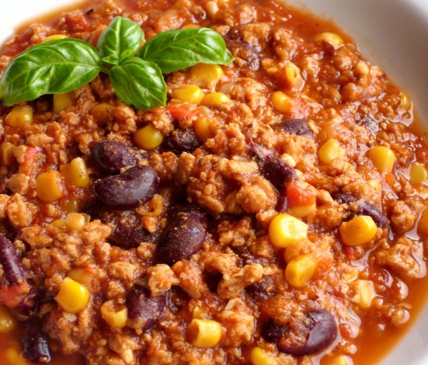 Chili Con Carne vegan Rezeptbild